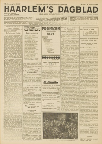 Haarlem's Dagblad 1935-12-30