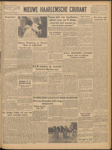 Nieuwe Haarlemsche Courant 1949-07-26