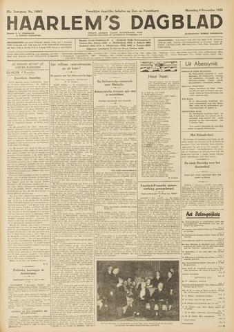 Haarlem's Dagblad 1935-11-04