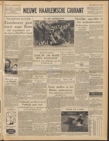Nieuwe Haarlemsche Courant 1959-08-10