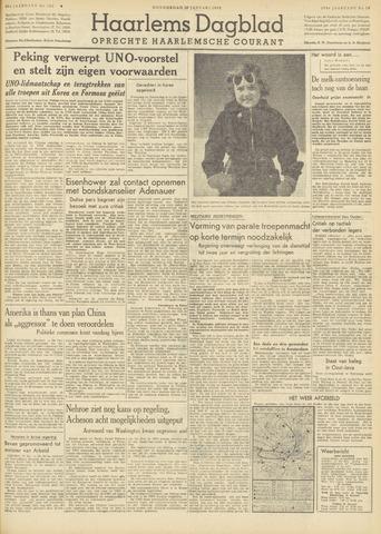 Haarlem's Dagblad 1951-01-18