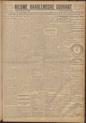 Nieuwe Haarlemsche Courant 1927-10-14