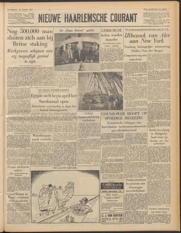 Nieuwe Haarlemsche Courant 1957-03-28