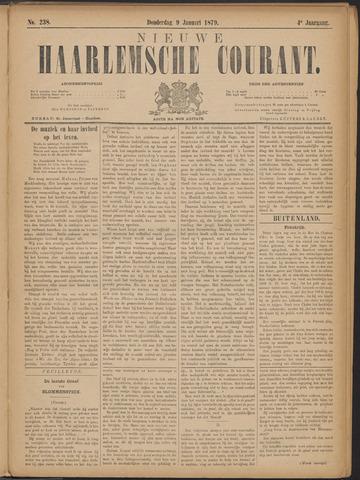 Nieuwe Haarlemsche Courant 1879-01-09