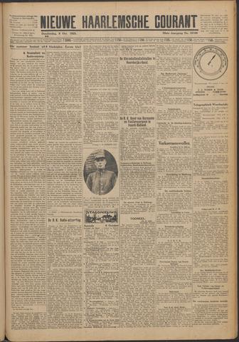 Nieuwe Haarlemsche Courant 1925-10-08