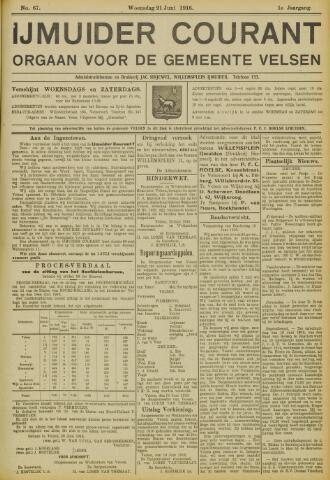 IJmuider Courant 1916-06-21