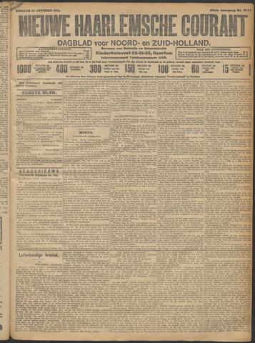 Nieuwe Haarlemsche Courant 1913-10-14