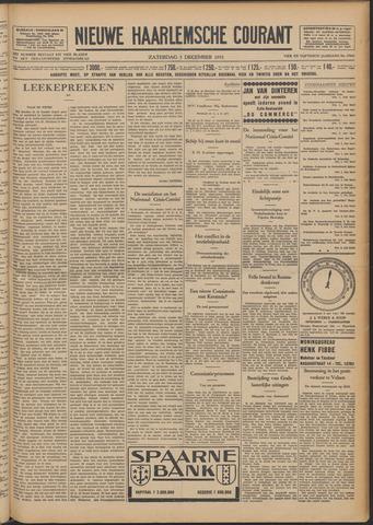 Nieuwe Haarlemsche Courant 1931-12-05