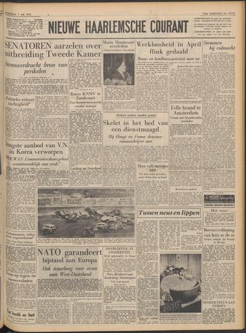 Nieuwe Haarlemsche Courant 1952-05-07