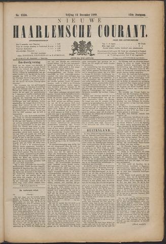 Nieuwe Haarlemsche Courant 1888-12-14