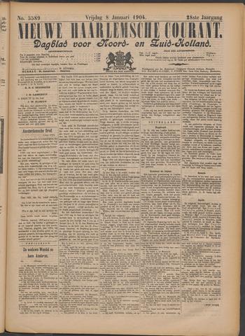 Nieuwe Haarlemsche Courant 1904-01-08