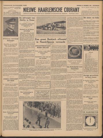 Nieuwe Haarlemsche Courant 1936-11-25