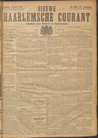 Nieuwe Haarlemsche Courant 1907-06-24