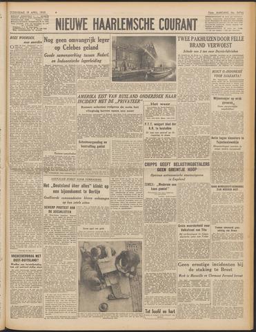 Nieuwe Haarlemsche Courant 1950-04-19