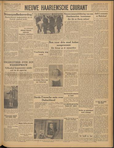 Nieuwe Haarlemsche Courant 1947-01-30