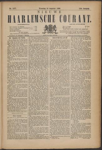 Nieuwe Haarlemsche Courant 1890-08-20