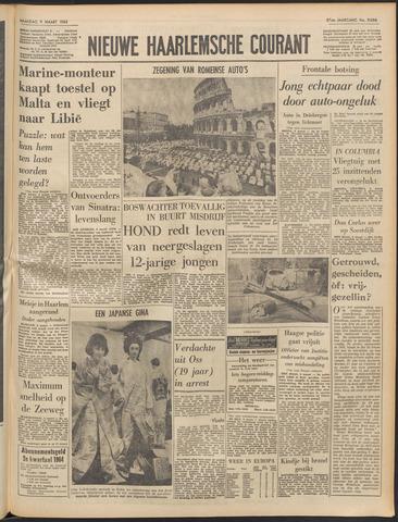 Nieuwe Haarlemsche Courant 1964-03-09