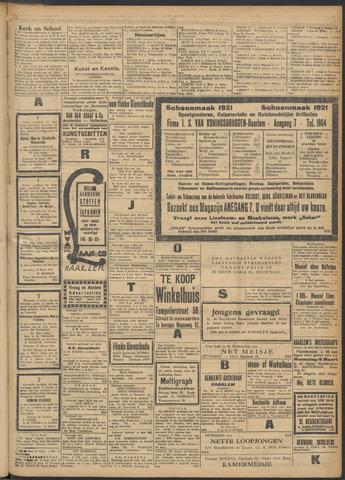 Nieuwe Haarlemsche Courant 1921-03-14