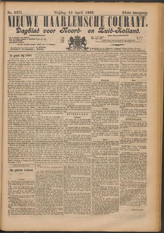 Nieuwe Haarlemsche Courant 1906-04-13
