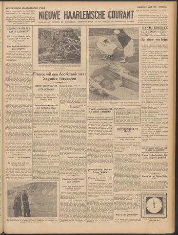 Nieuwe Haarlemsche Courant 1938-07-25