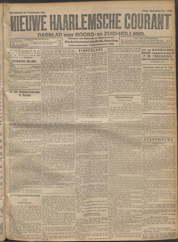 Nieuwe Haarlemsche Courant 1915-02-27