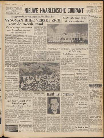 Nieuwe Haarlemsche Courant 1953-06-06
