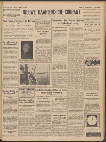 Nieuwe Haarlemsche Courant 1939-11-26