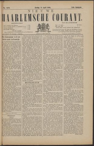 Nieuwe Haarlemsche Courant 1889-04-14