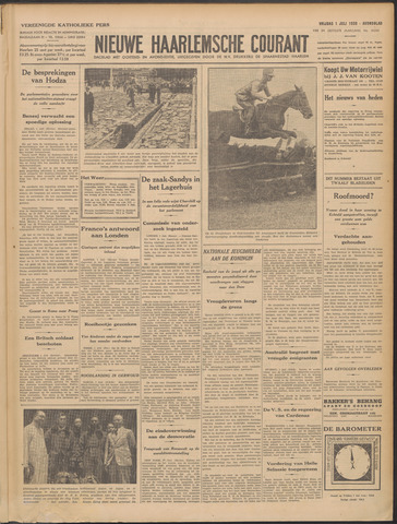 Nieuwe Haarlemsche Courant 1938-07-01