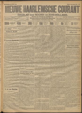 Nieuwe Haarlemsche Courant 1914-06-22