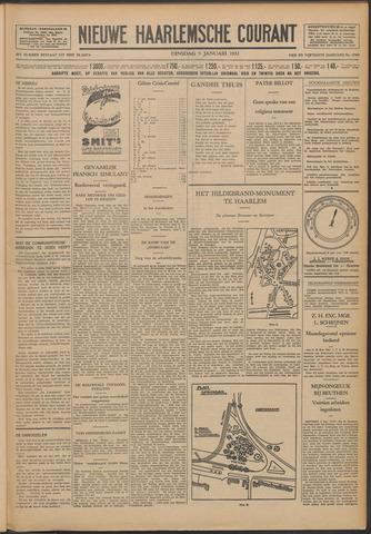 Nieuwe Haarlemsche Courant 1932-01-05