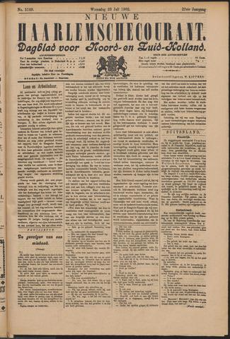 Nieuwe Haarlemsche Courant 1902-07-23