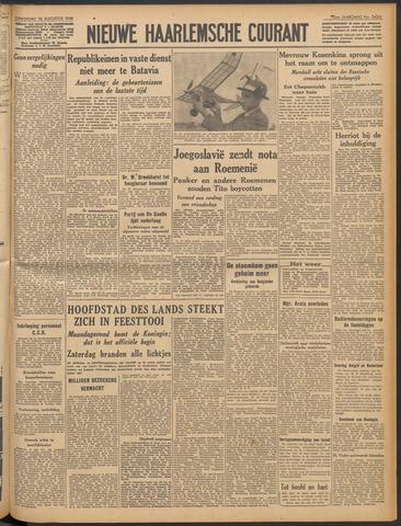 Nieuwe Haarlemsche Courant 1948-08-26