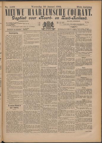 Nieuwe Haarlemsche Courant 1904-01-20