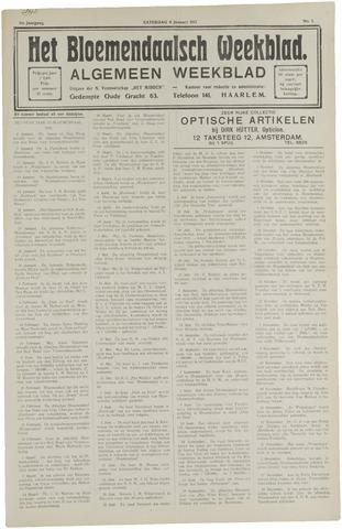 Het Bloemendaalsch Weekblad 1917