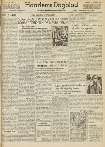 Haarlem's Dagblad 1950-11-29