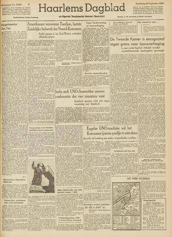 Haarlem's Dagblad 1950-09-28