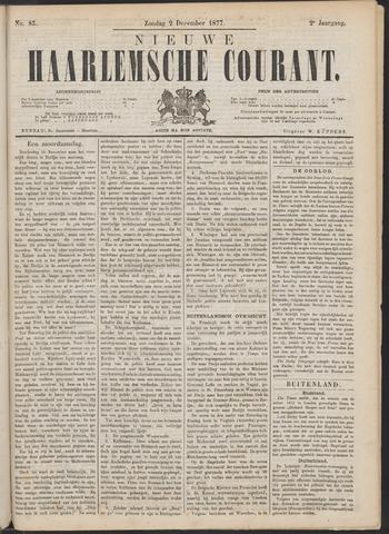 Nieuwe Haarlemsche Courant 1877-12-02
