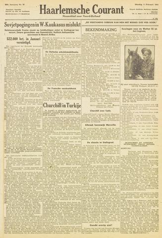 Haarlemsche Courant 1943-02-02