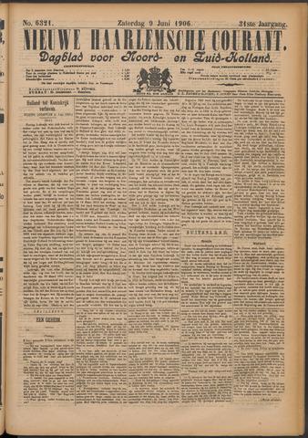 Nieuwe Haarlemsche Courant 1906-06-09