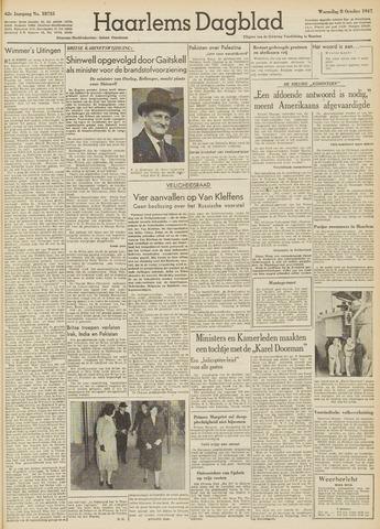 Haarlem's Dagblad 1947-10-08