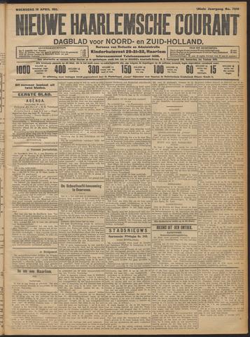 Nieuwe Haarlemsche Courant 1911-04-19