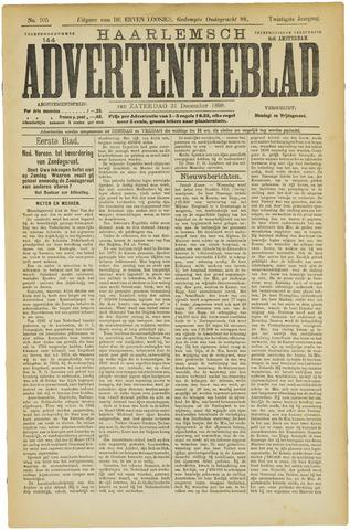 Haarlemsch Advertentieblad 1898-12-31