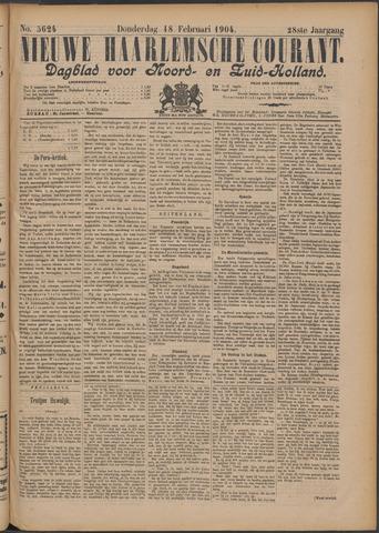 Nieuwe Haarlemsche Courant 1904-02-18