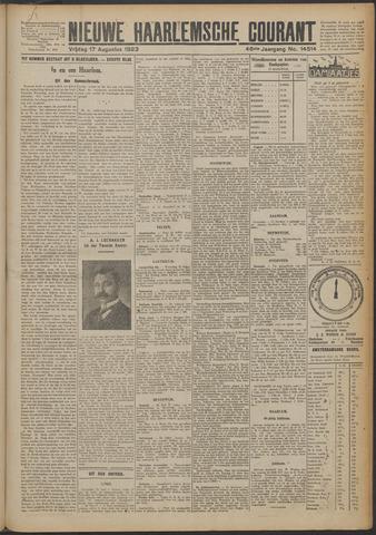 Nieuwe Haarlemsche Courant 1923-08-17