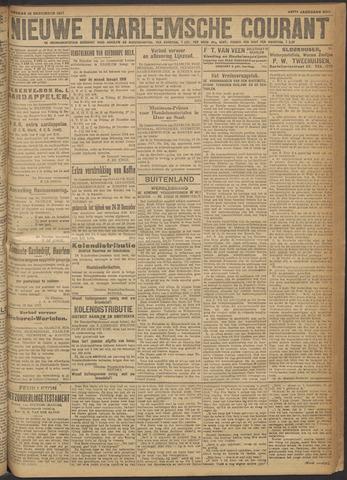 Nieuwe Haarlemsche Courant 1917-12-18