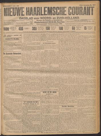 Nieuwe Haarlemsche Courant 1912-07-11
