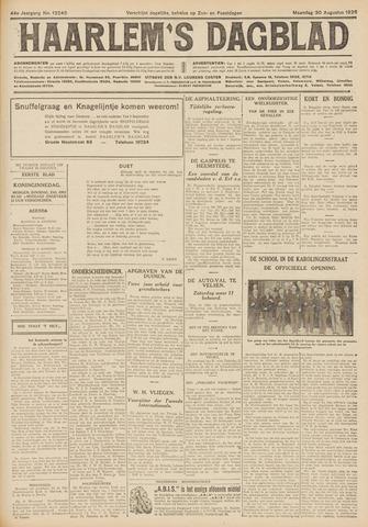 Haarlem's Dagblad 1926-08-30
