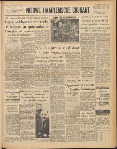 Nieuwe Haarlemsche Courant 1962-01-19