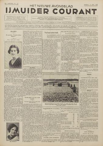 IJmuider Courant 1938-04-12